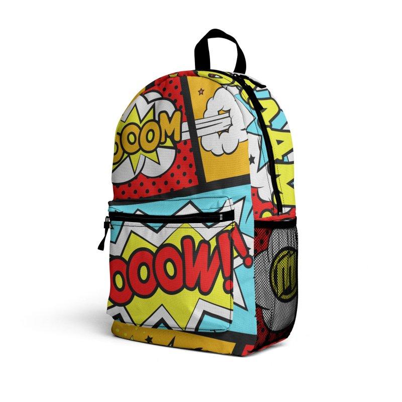 Comic Accessories Bag by MAXIMOGRAFICO — shop