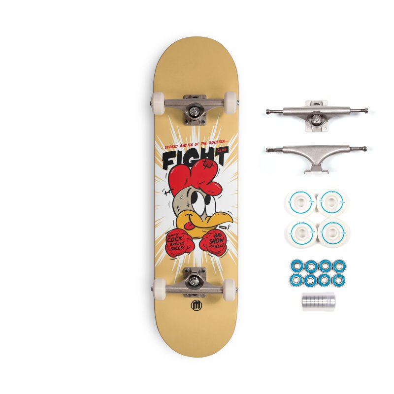 CockFight Accessories Complete - Basic Skateboard by MAXIMOGRAFICO — shop