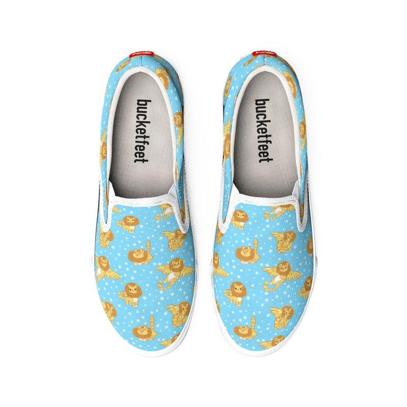Flyons Men's Shoes by Maya Kern