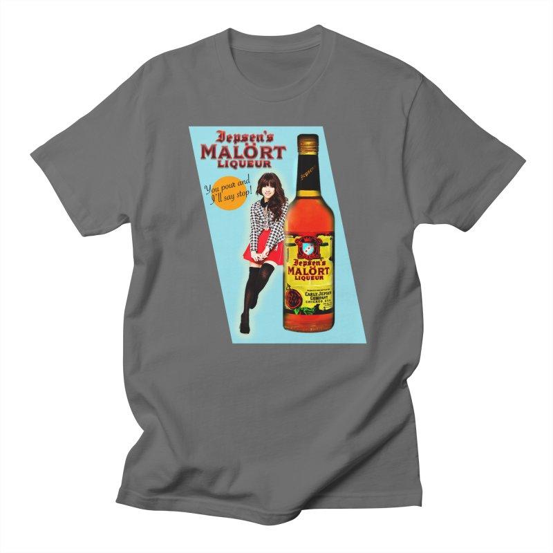 Carly Rae Jepsen's Malört Men's T-Shirt by Maya Kuper's Artist Shop
