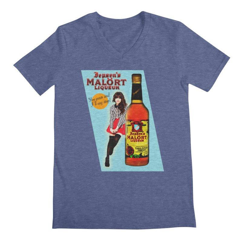 Carly Rae Jepsen's Malört Men's V-Neck by Maya Kuper's Artist Shop