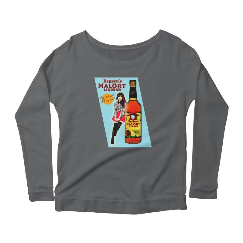Carly Rae Jepsen's Malört Women's Longsleeve T-Shirt by Maya Kuper's Artist Shop