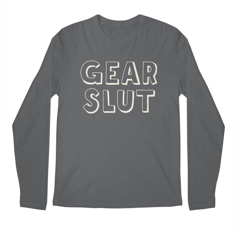 Gear Slut Men's Longsleeve T-Shirt by Maya Kuper's Artist Shop