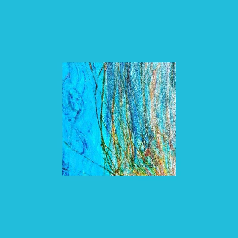 Underwater plant life Home Shower Curtain by Maya's Divine Designs
