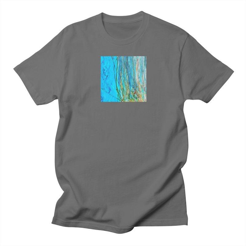 Underwater plant life Men's T-Shirt by mayasdivinedesigns 's Artist Shop