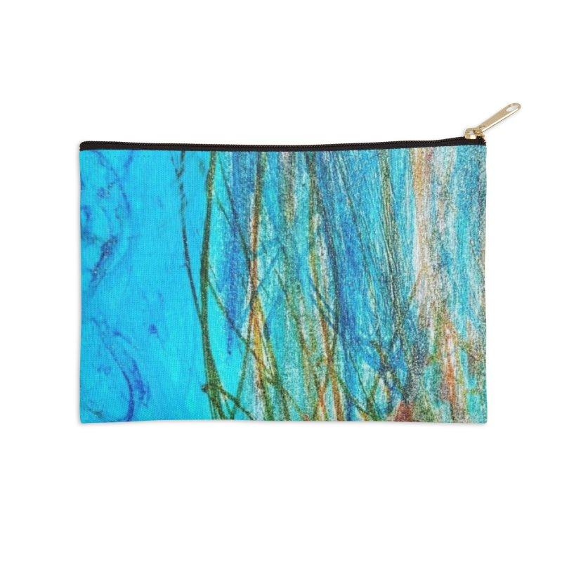 Underwater plant life Accessories Zip Pouch by mayasdivinedesigns 's Artist Shop
