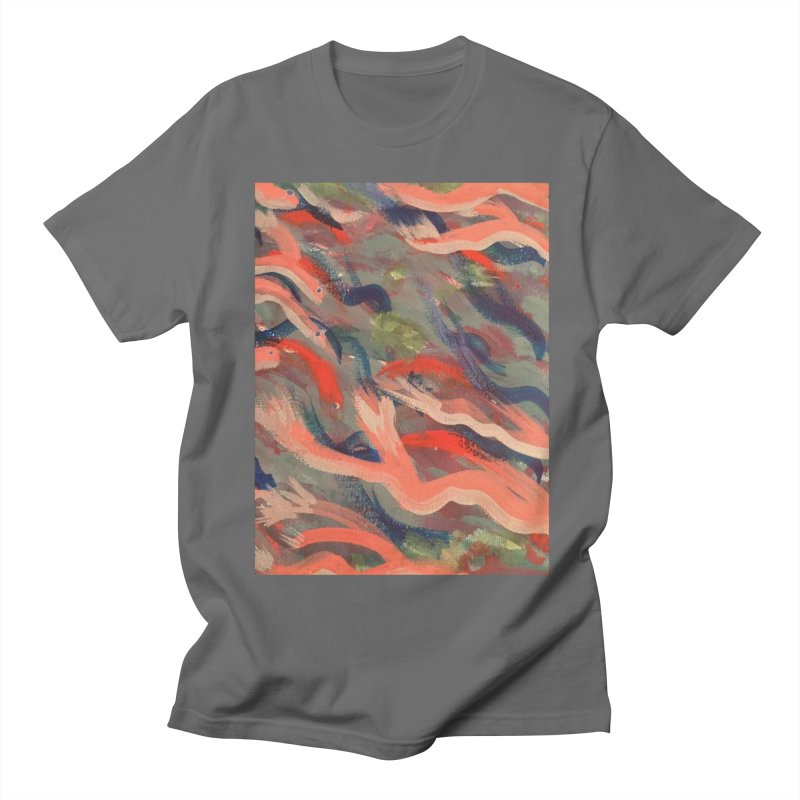 Fish Dancing Men's T-Shirt by mayasdivinedesigns 's Artist Shop