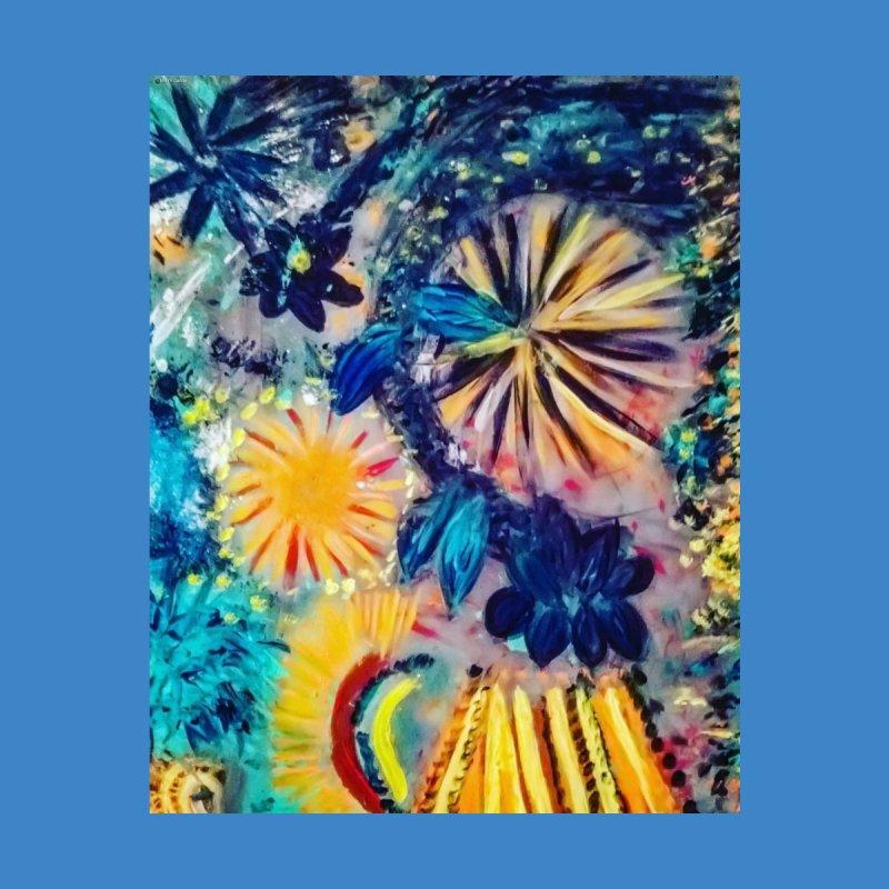 New Beginning Home Shower Curtain by Maya's Divine Designs