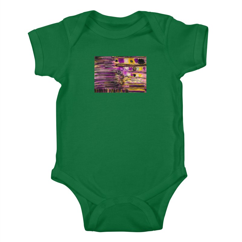 I Am Me (non-binary pride) Kids Baby Bodysuit by mayasdivinedesigns 's Artist Shop