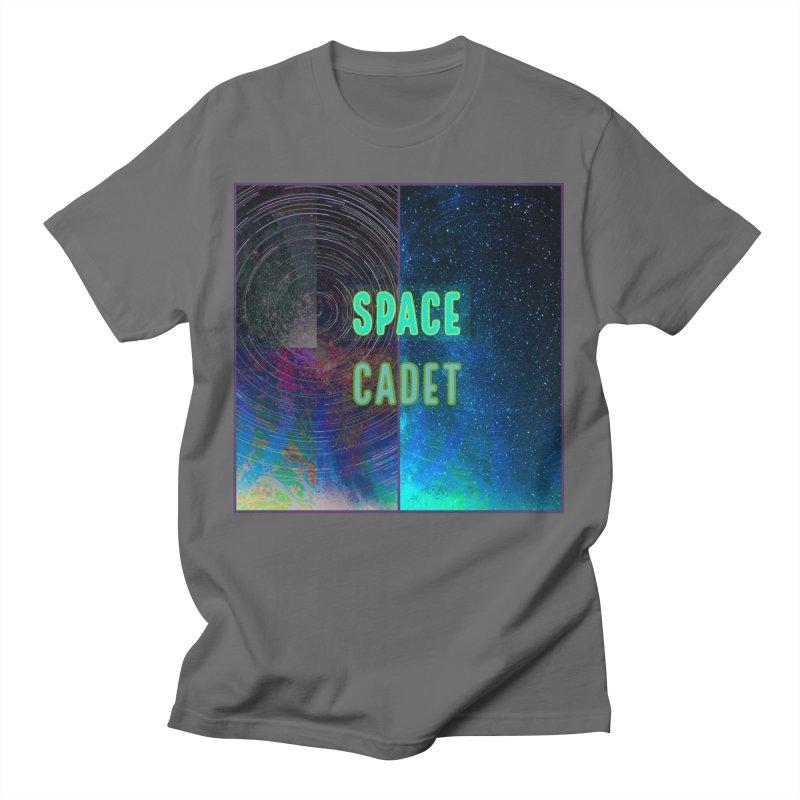 Space Cadet Gender neutral, bigger T-Shirt by Maya's Divine Designs