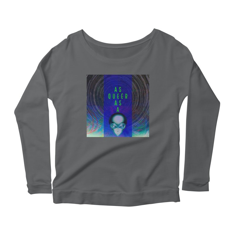 As Queer As A Women's Longsleeve T-Shirt by mayasdivinedesigns 's Artist Shop