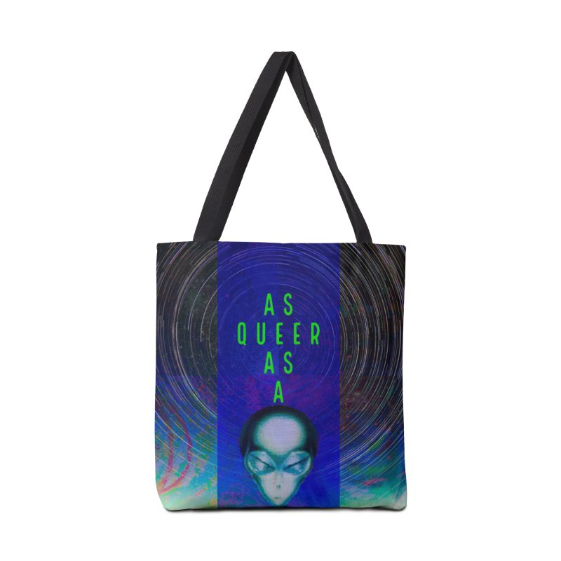 As Queer As A Accessories Bag by Maya's Divine Designs