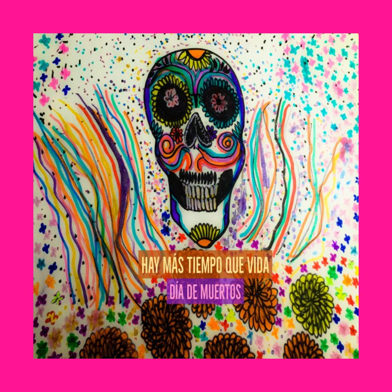 Día de Muertos Men's T-Shirt by mayasdivinedesigns 's Artist Shop