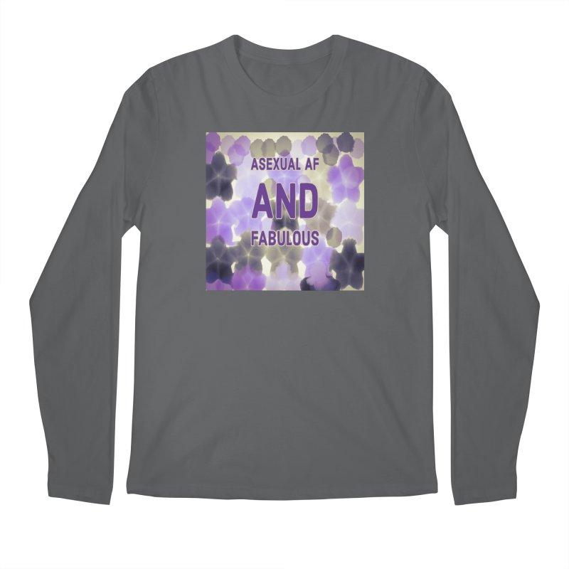 Asexual Pride Gender neutral, bigger Longsleeve T-Shirt by Maya's Divine Designs