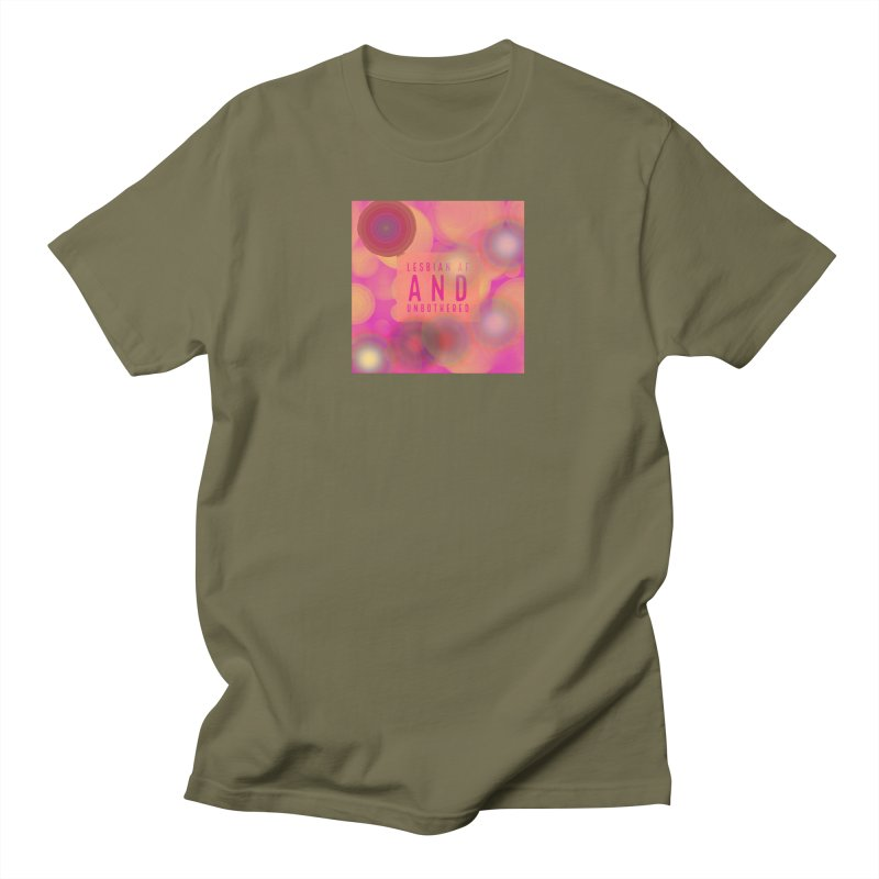 Lesbian Pride Gender neutral, bigger T-Shirt by Maya's Divine Designs