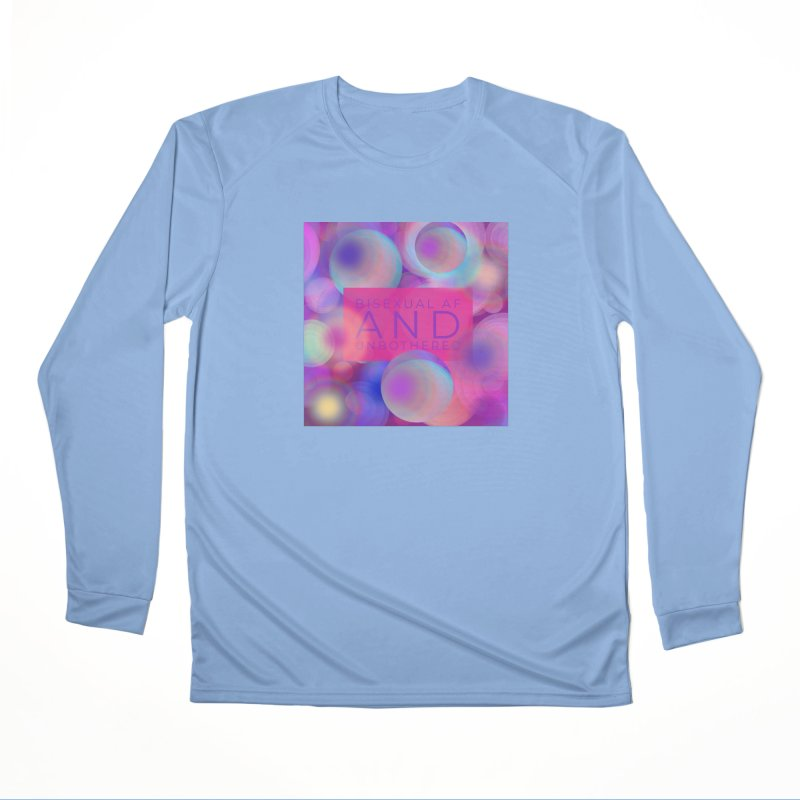 Bisexual Pride Gender neutral, bigger Longsleeve T-Shirt by Maya's Divine Designs