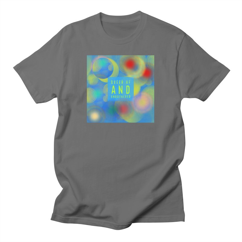 Queer Pride Gender neutral, bigger T-Shirt by Maya's Divine Designs