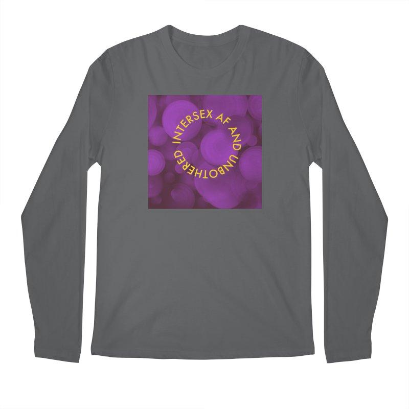Intersex Pride Gender neutral, bigger Longsleeve T-Shirt by Maya's Divine Designs