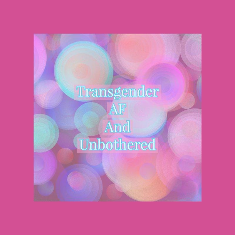 Trans Pride Unisex, fitted Sweatshirt by Maya's Divine Designs