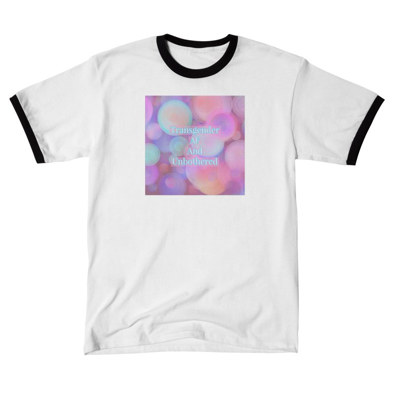 Trans Pride Unisex, fitted T-Shirt by Maya's Divine Designs