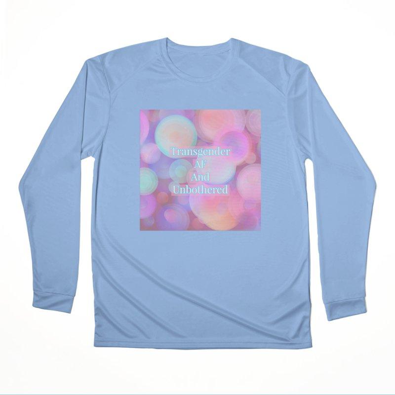 Trans Pride Gender neutral, bigger Longsleeve T-Shirt by Maya's Divine Designs
