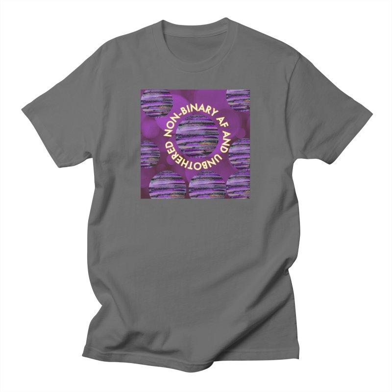 Non-Binary Pride Gender neutral, bigger T-Shirt by Maya's Divine Designs