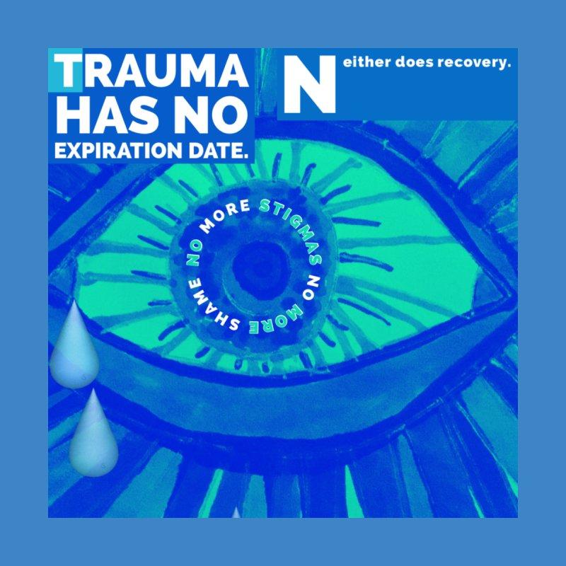 Trauma Recovery Gender neutral, bigger T-Shirt by Maya's Divine Designs