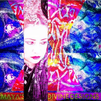 Maya's Divine Designs Logo