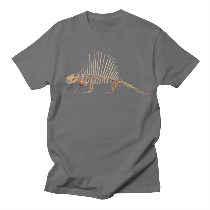 Dimetrodon Men's T-Shirt by May Jernigan's Artist Shop