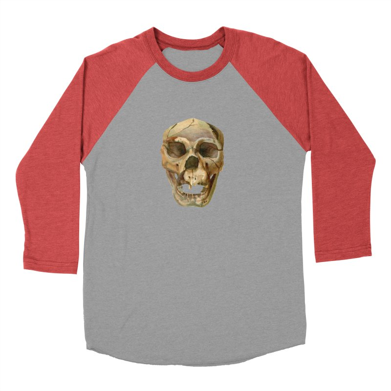 Homo heidelbergensis Men's Longsleeve T-Shirt by May Jernigan's Artist Shop