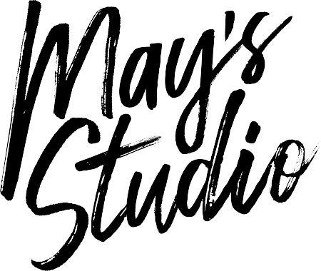 Logo for May's Studio
