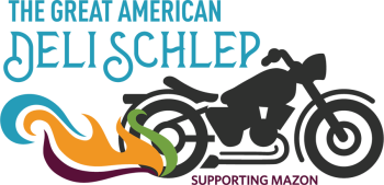 The Great American Deli Schlep Logo