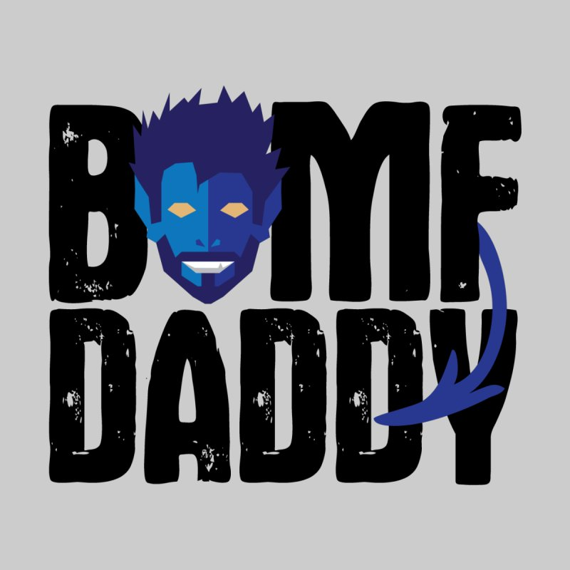 BAMF Daddy Men's T-Shirt by mbarrettdesign's Artist Shop