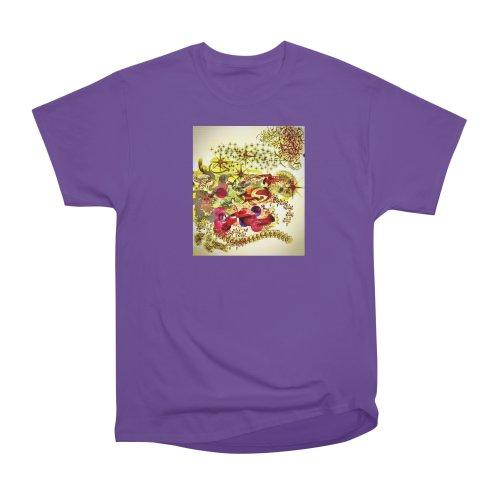5bbc49d53ea13 Shop mca on Threadless womens classic-unisex-t-shirt