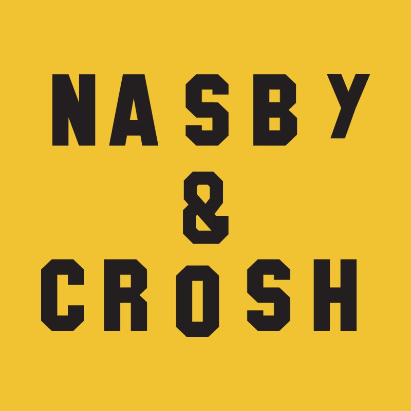 Nasby & Crosh Women's T-Shirt by mcardwell's Artist Shop