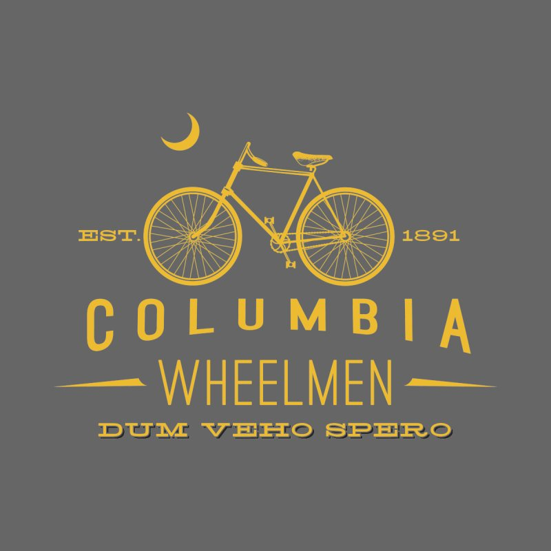 columbia wheelmen Men's T-Shirt by mcardwell's Artist Shop