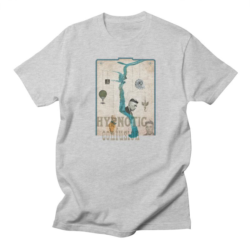 hypnotic confusion Men's T-shirt by mcardwell's Artist Shop