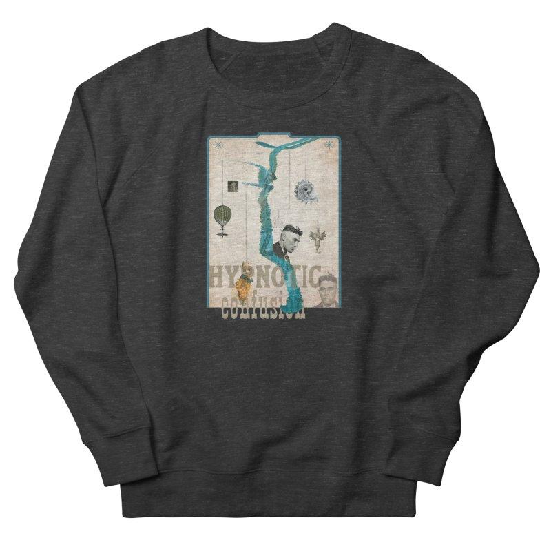 hypnotic confusion Men's Sweatshirt by mcardwell's Artist Shop