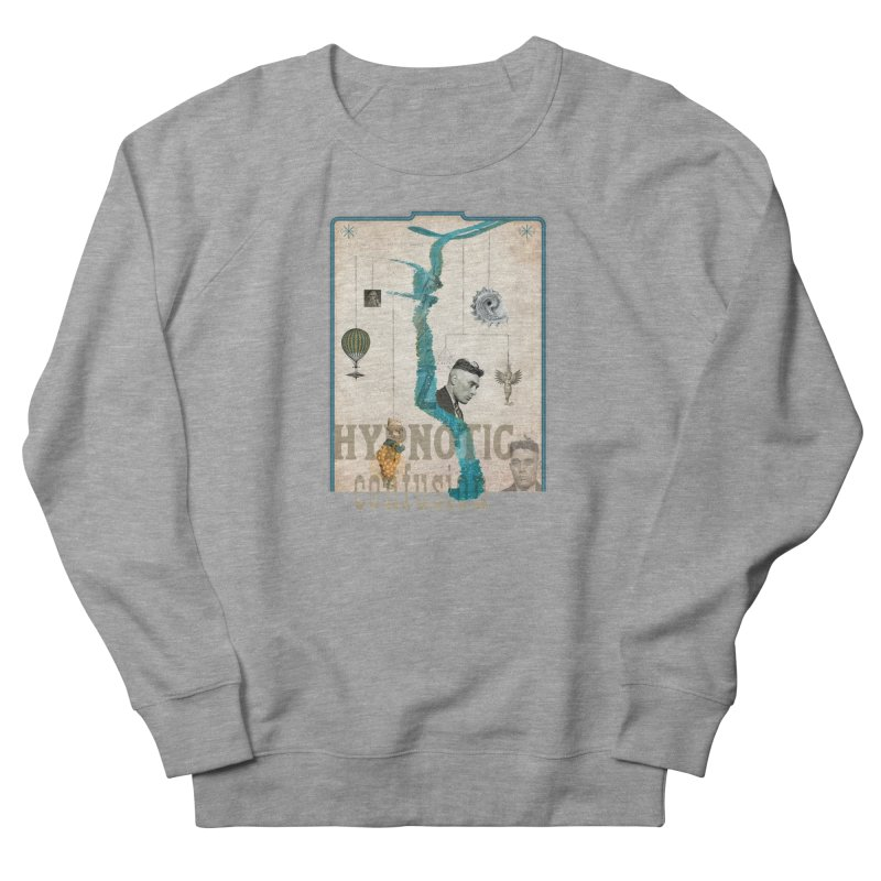 hypnotic confusion Men's Sweatshirt by mcardwell's Artist Shop
