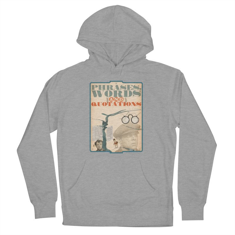 phrases words and quotations Men's Pullover Hoody by mcardwell's Artist Shop