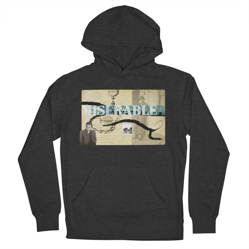 miserable sorcerer Men's Pullover Hoody by mcardwell's Artist Shop