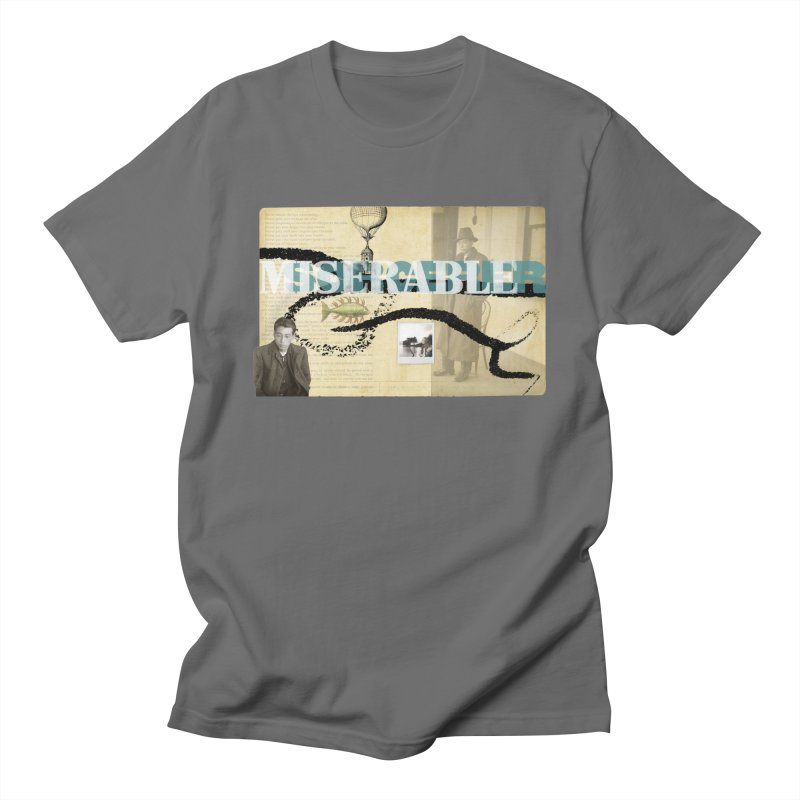 miserable sorcerer Men's T-Shirt by mcardwell's Artist Shop