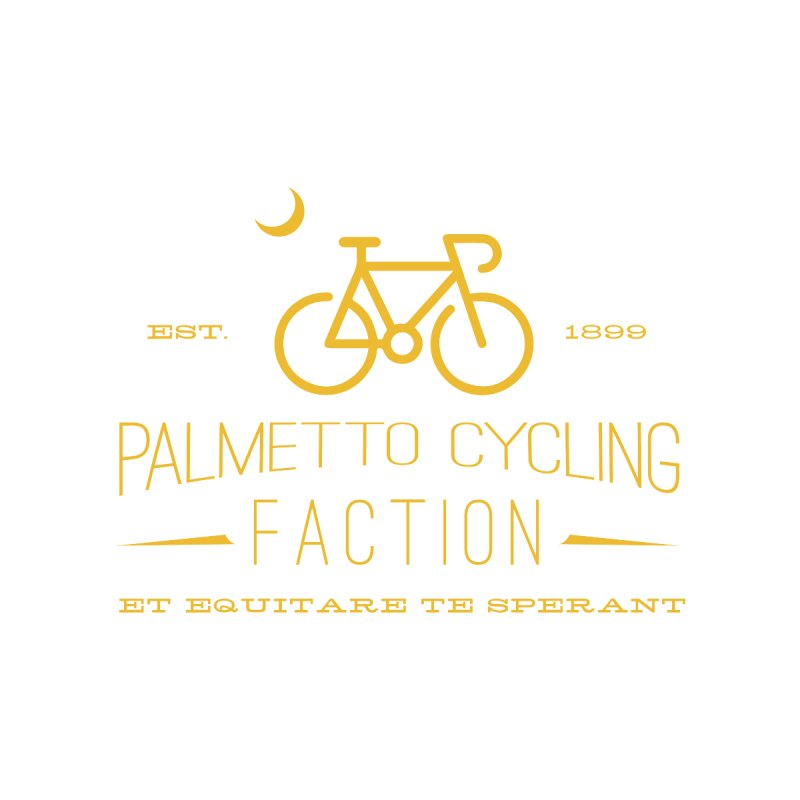 palmetto cycling faction 1   by mcardwell's Artist Shop