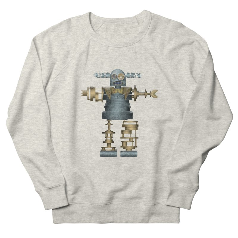 that's mister robot Women's French Terry Sweatshirt by mcardwell's Artist Shop