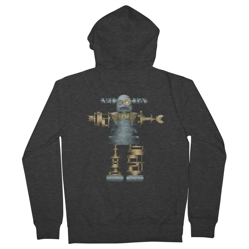 that's mister robot Men's Zip-Up Hoody by mcardwell's Artist Shop
