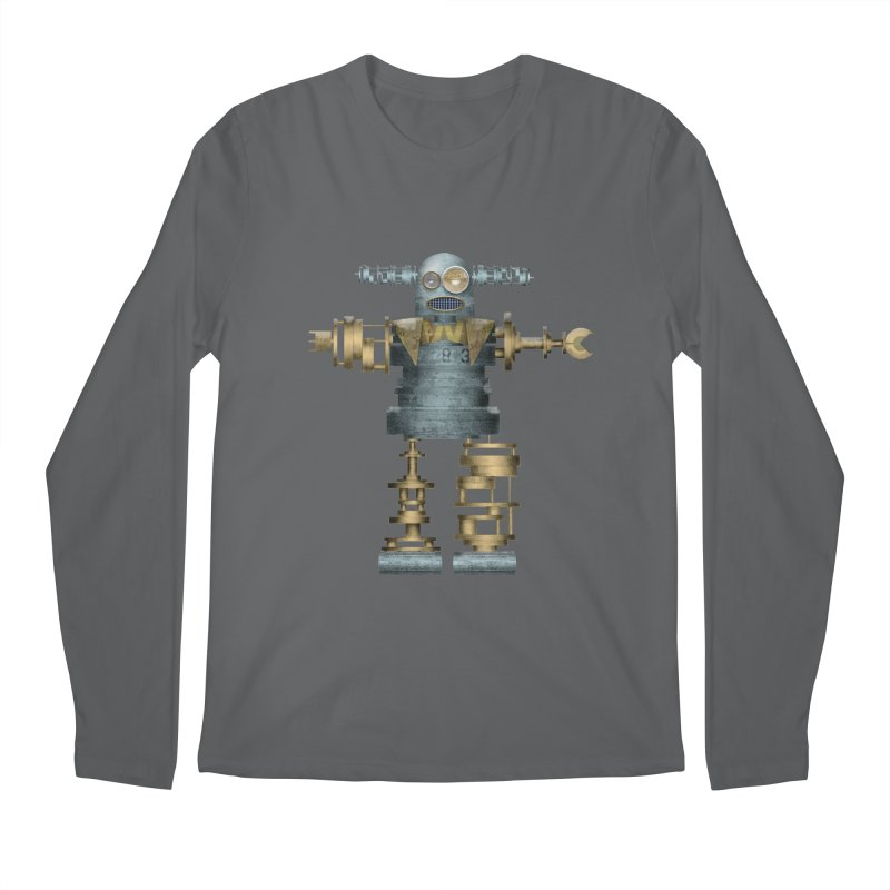 that's mister robot Men's Longsleeve T-Shirt by mcardwell's Artist Shop