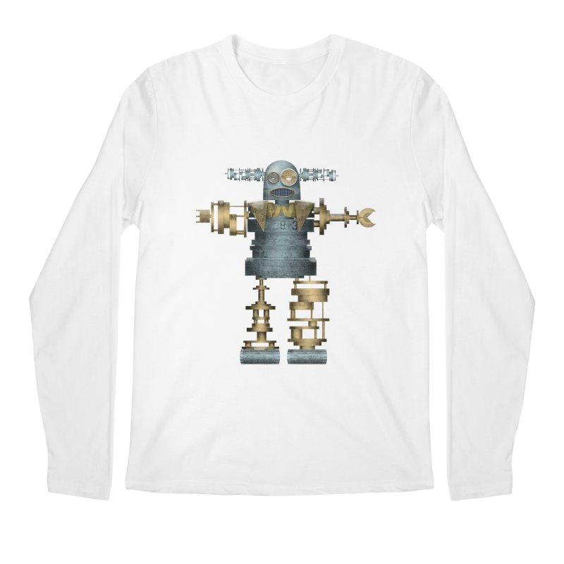 that's mister robot Men's Longsleeve T-Shirt by mcardwell's Artist Shop