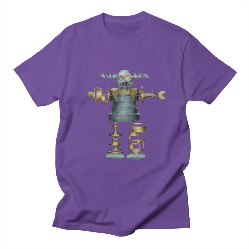 that's mister robot Men's T-Shirt by mcardwell's Artist Shop