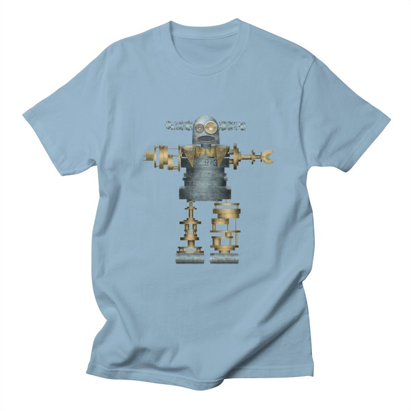 that's mister robot Men's T-shirt by mcardwell's Artist Shop
