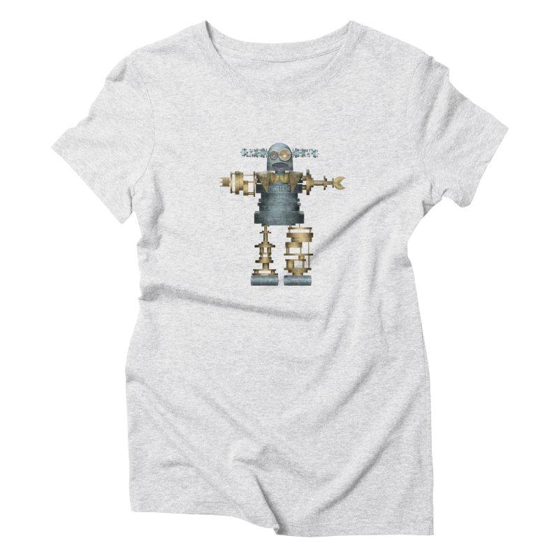 that's mister robot Women's T-Shirt by mcardwell's Artist Shop